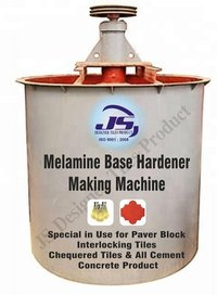 Melamine Base Hardener Making Machine
