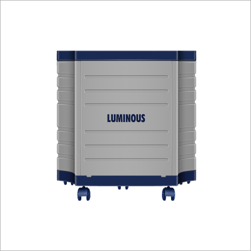 Luminous UPS Battery Trolley