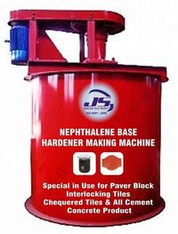 Nephthalene Base Hardener Making Machine
