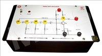Phase Shift Oscillator  (Transistorized)