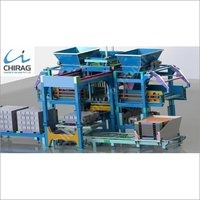 Chirag All In One Concrete Block Making Machine