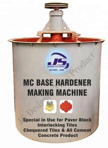MC Base Hardener Making Machine