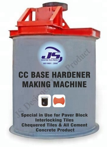 CC Base Hardener Making Machine