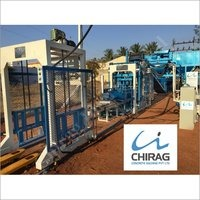 Chirag Modern Manual Concrete Block Making Machine
