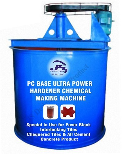 PC Base Ultra Power Hardener Making Machine