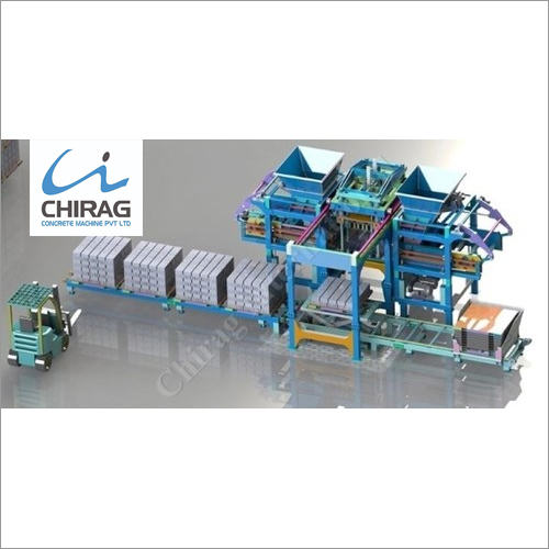 Chirag New Generation Multifunction Block Machine