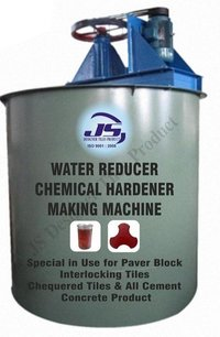 Water Reducer Chemical Hardener Making Machine