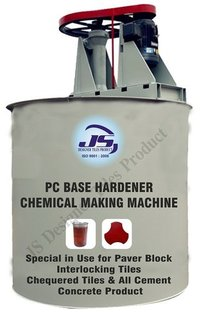 PC Base Chemical Hardener Making Machine
