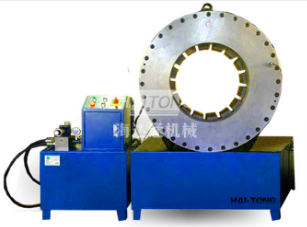 New Fashion Design for HT-300 Crimping Machine