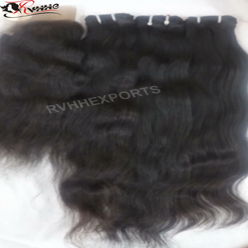Bundle Cheap Virgin Human Frontal Hair Extension Vendor Raw 9a Indian Hair