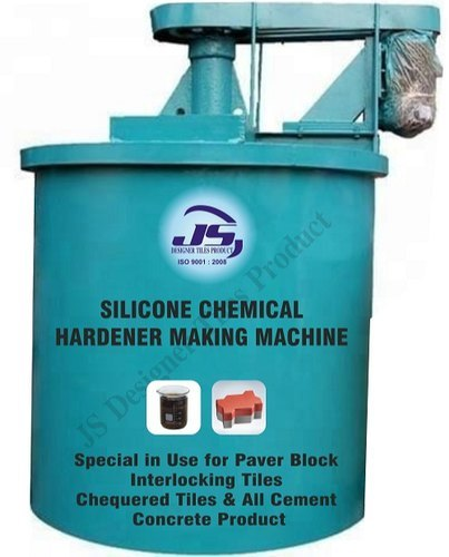 Silicone Chemical Hardener Making Machine