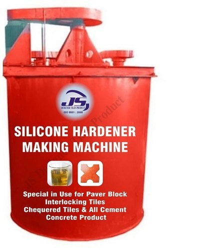 Silicone Hardener Making Machine