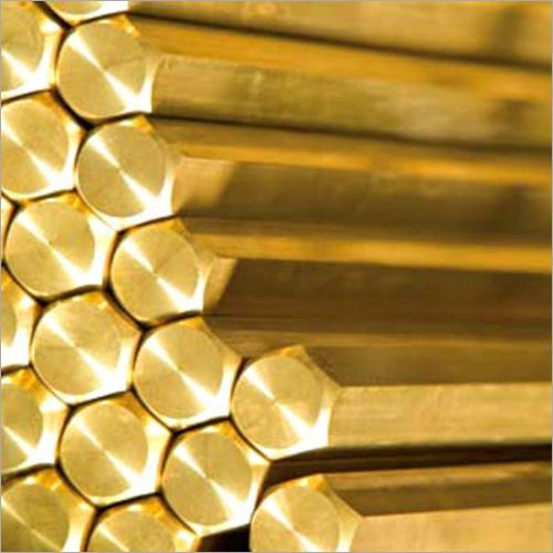 Brass Hex Rod