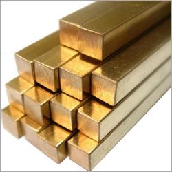 Square Brass Rod