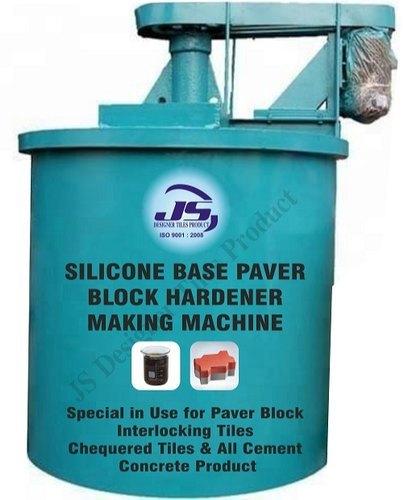 Silicone Base Paver Block Hardener Making Machine