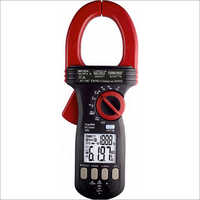 AC DC TRMS Clamp-On Multimeter