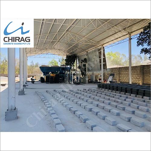 Chirag Multi-Raw Material Bricks Manufacturing Machine