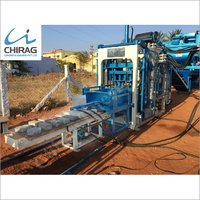 Chirag Multi-Design Fly Ash Brick Making Machines