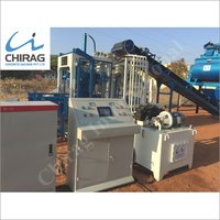 Chirag Mega Technology Cement Brick Machine