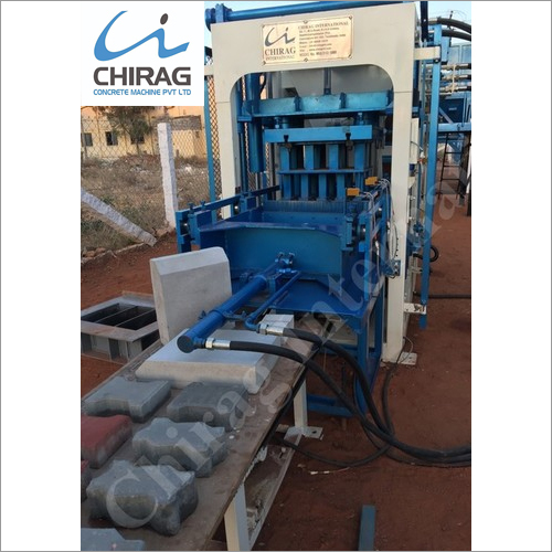 Chirag Multi-Speed Interlocking Brick Machine