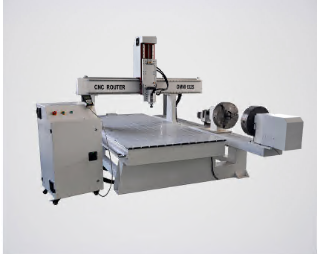 4 Axis Attachment CNC Router