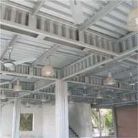 Corrugated Web Beam (Cwb)