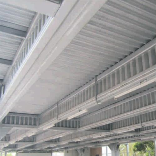 Corrugated Web Beam (Cwb)