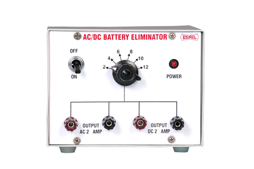 Battery Eliminators AC/DC
