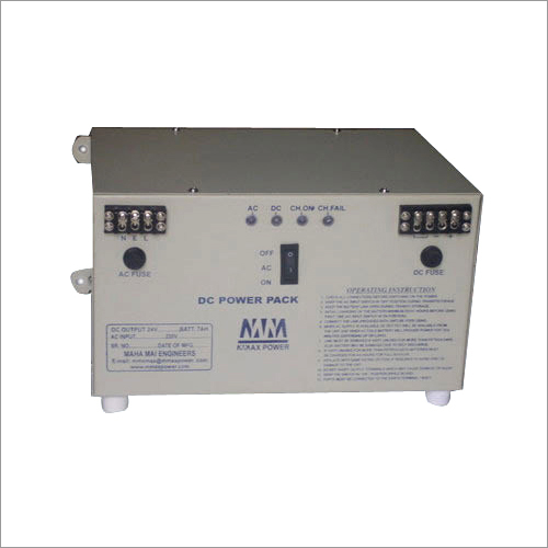 High Voltage DC Power Pack