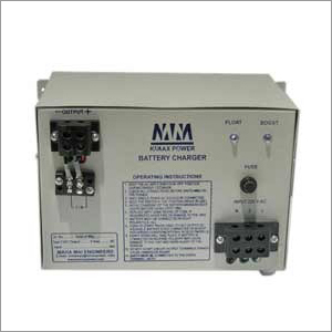 Electronic Industrial Battery Charger