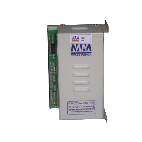 Automatic SMPS Battery Charger