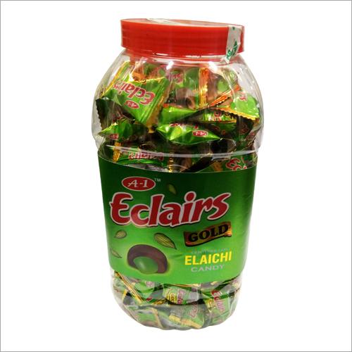 Eclairs Gold Elaichi Candy