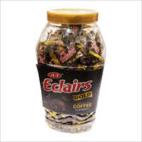 Eclairs Gold Coffee Candy
