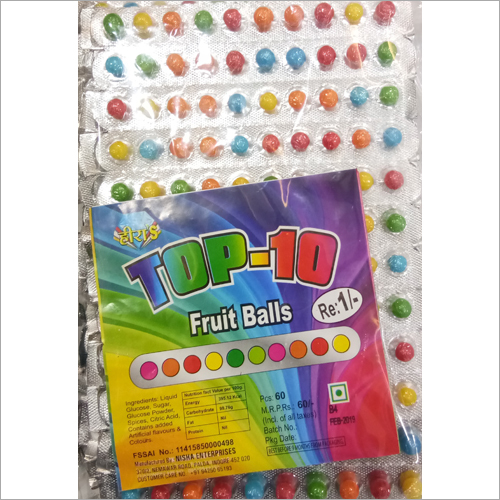 Flavoured Fruit Ball