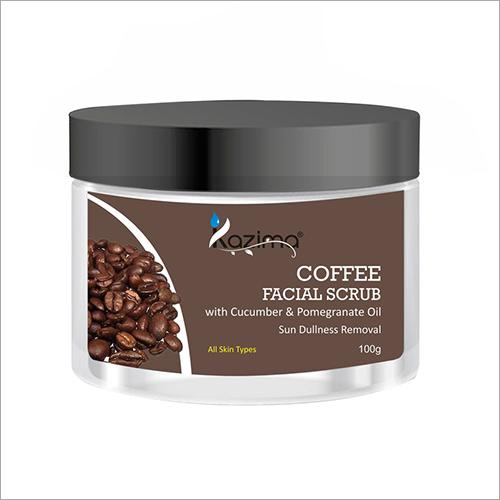 Coffee Facial Scrub