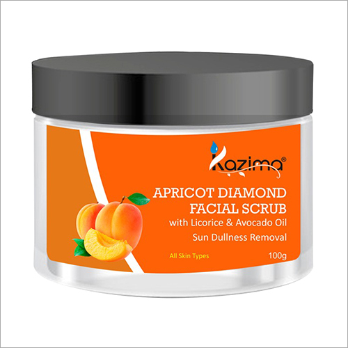 Apricot Diamond Facial Scrub