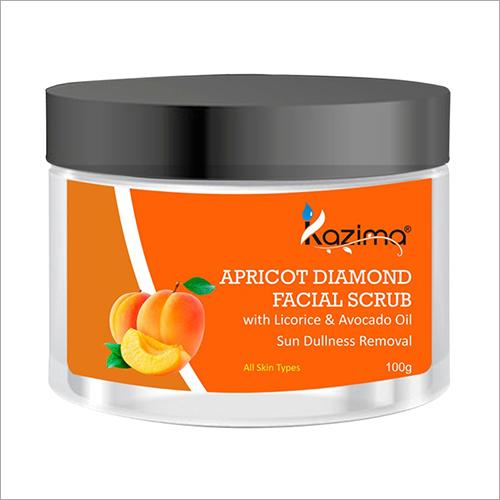 Apricot Diamond Facial Scrub