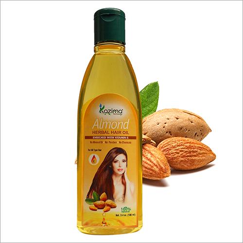 Almond Herbal Hair Oil