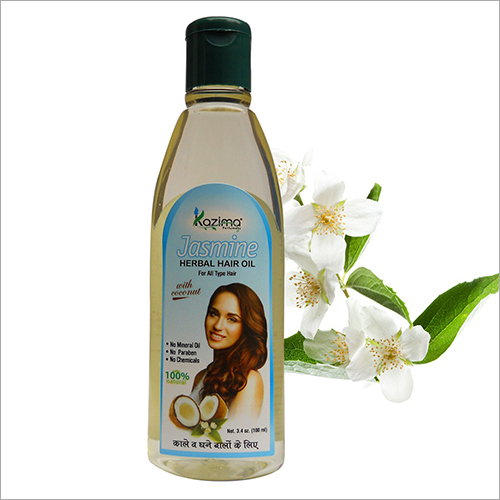 Jasmine Herbal Hair Oil