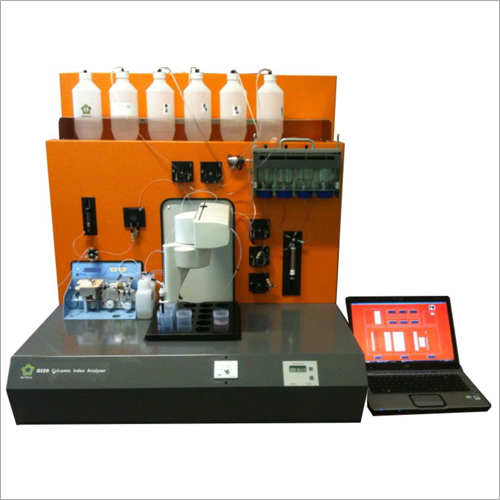 Fully Automatic Touch Screen Digestion System