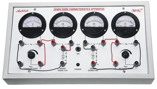 Zener Diode Characteristics Apparatus  (4 Meter)