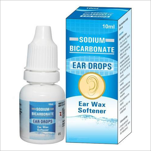 Ear wax softner Drop