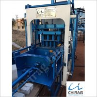 Chirag Multi-Purpose Cement Brick Machine