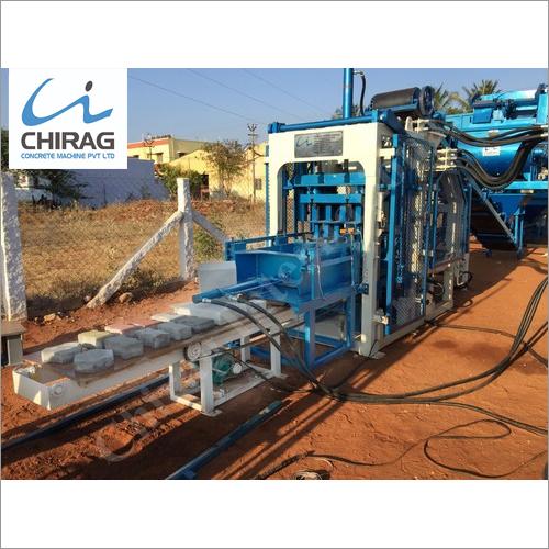 Chirag Eco Friendly Brick Making Machines