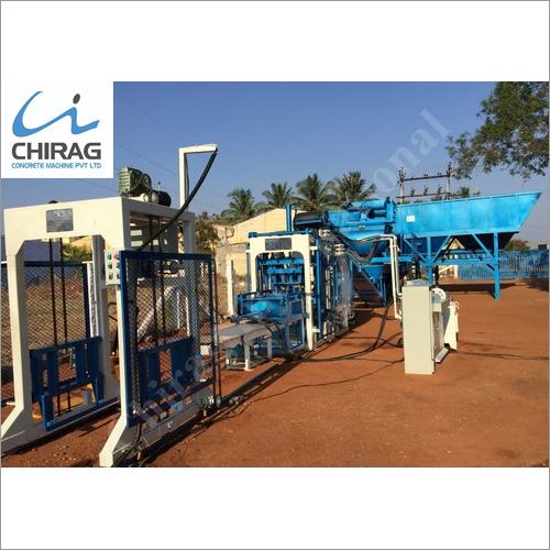 Chirag Multi-Speed Brick Manufacturing Plant
