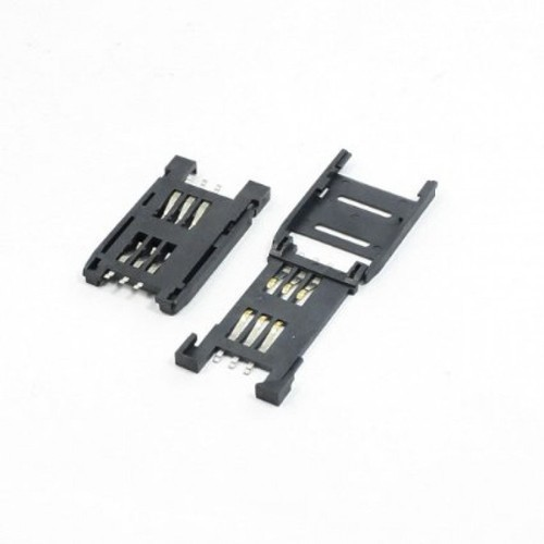 SIM Socket Flap Type