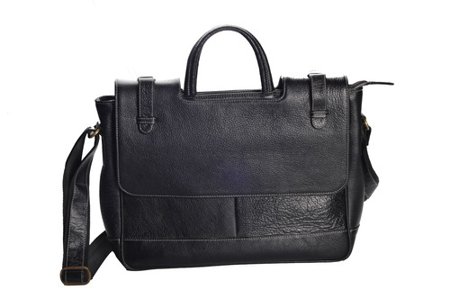 Ndm Leather Bag (X1626)