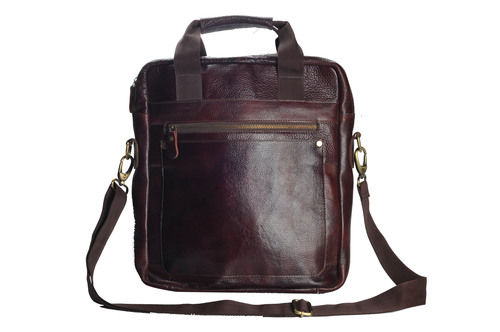 Ndm Leather Bag (X1627)