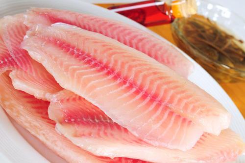 Frozen Cat Fish Fillet