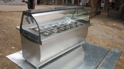 Food Display Counter
